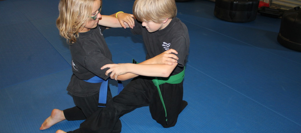 Children's Self-Defense