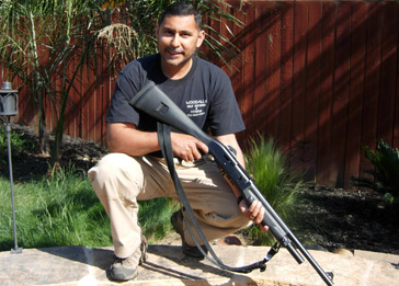 Mr.Ketan Ranchhod, Firearms
