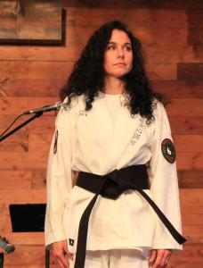 2011 BB Ceremony Angela
